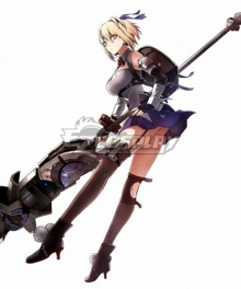 God Eater 3 Claire Victorious Cosplay Costume