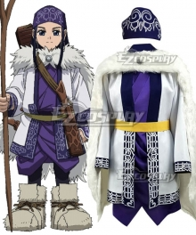 Golden Kamuy Asirpa Cosplay Costume
