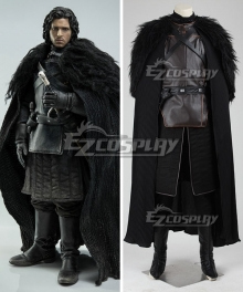 Game of Thrones A Song of Ice and Fire Jon Snow Cosplay Costume