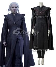 Game of Thrones Season 7 Daenerys Targaryen Cosplay Costume - B Edition