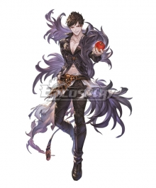 Granblue Fantasy Belial Cosplay Costume
