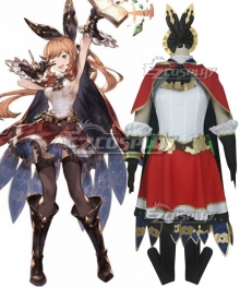Granblue Fantasy Clarisse Cosplay Costume