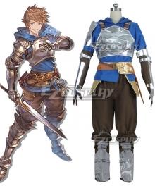 Granblue Fantasy Gran Cosplay Costume