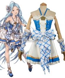 Granblue Fantasy Lyria Idol Clothes Cosplay Costume