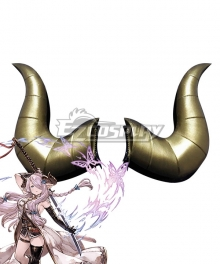 Granblue Fantasy Narmaya Head Wear Cosplay Accessory Prop