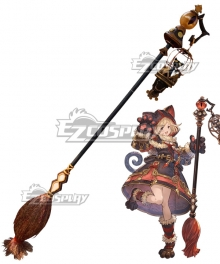 Granblue Fantasy  Nekomancer Female Cosplay Weapon Prop