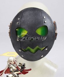 Guilty Gear Xrd Revelator Jack O Mask Cosplay Accessory Prop
