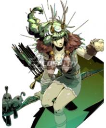 Hades Artemis Cosplay Costume