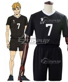 Haikyuu!! Season 4 Haikyuu!!: To the Top Atsumu Miya Cosplay Costume