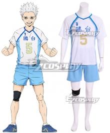 Haikyuu!! Season 4 Haikyuu!!: To the Top Hoshiumi Kourai Cosplay Costume