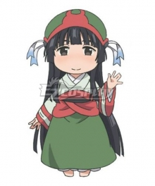 Hakumei and Mikochi Hakumei to Mikochi Mikochi Cosplay Costume