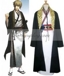 Hakuouki Kazama Chikage Kimono Cosplay Costume