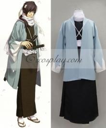 Hakuouki Saito Hajime Cosplay Costume