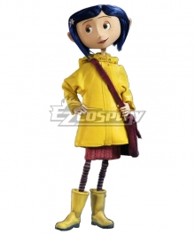 Halloween Coraline 2009 Movie Cosplay Costume