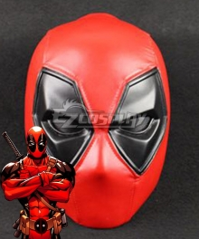 Halloween Deadpool Wade Winston Wilson Mask Cosplay Accessory Prop