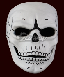 Halloween James Bond 007: Spectre James Bond Mask Cosplay Accessory Prop