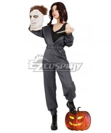 Halloween Michael Myers Female Halloween Cosplay Costume
