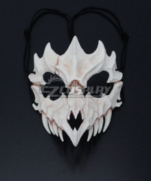Halloween Teeth Yasha Mask I Cosplay Accessory Prop
