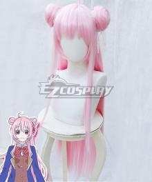 Happy Sugar Life Satou Matsuzak Pink Cosplay Wig - Only Wig