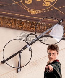 Harry Potter Harry Potter Glasses Cosplay Accessory Prop