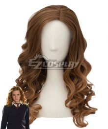 Harry Potter Hermione Jane Granger Hermione Jean Granger Brown Cosplay Wig