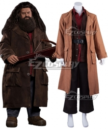 Harry Potter Rubeus Hagrid Cosplay Costume