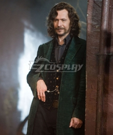 Harry Potter Sirius Black Cosplay Costume