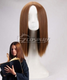 Harry Potter Young Ginevra Weasley Orange Cosplay Wig