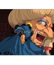 Hayao Miyazaki Spirited Away Yubaba Cosplay Costume
