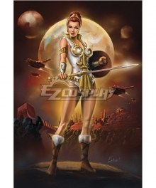 He-Man Masters of the Universe Teela Cosplay Costume