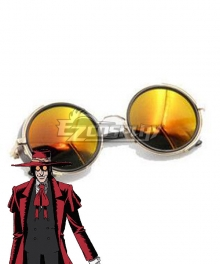 Hellsing Alucard Glasses Cosplay Accessory Prop