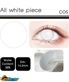 Hinata Hyuga Neji Hyuga Hanabi Hyuga Full Cover White Cosplay Contact Lense