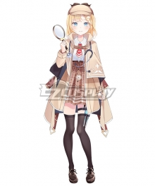 Holdlive Virtual YouTuber English Watson Amelia Cosplay Costume