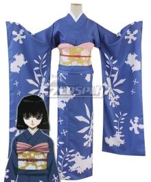 Hunter × Hunter Kalluto Zoldyck Kimono Cosplay Costume