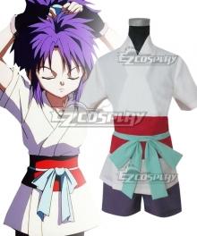 Hunter X Hunter Machi Komacine Cosplay Costume - B Edition
