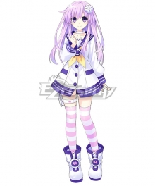 Hyperdimension Neptunia Nepgear Cosplay Costume