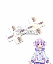 Hyperdimension Neptunia Neptune Headwear Cosplay Accessory Prop