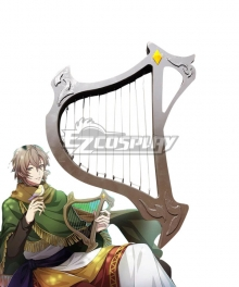 Hypnosis Mic Division Rap Battle Gentaro Yumeno Phantom String poet Harp Cosplay Weapon Prop
