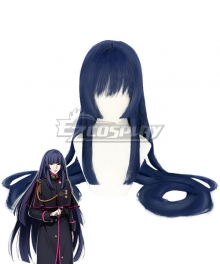 Hypnosis Mic Division Rap Battle Otome Tohoten Purple Blue Cosplay Wig