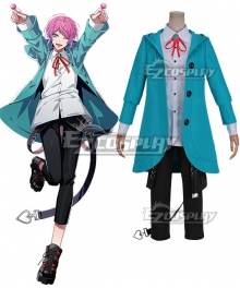 Hypnosis Mic Division Rap Battle Ramuda Amemura easy R Cosplay Costume