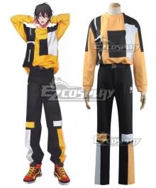 Hypnosis Mic Division Rap Battle Saburo Yamada Cosplay Costume New Edition
