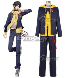 Hypnosis Mic Division Rap Battle Saburo Yamada MC.L.B Cosplay Costume