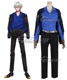 Hypnosis Mic Division Rap Battle Samatoki Aohitsugi MC.Hc Hard core Cosplay Costume