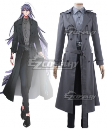 Hypnosis Mic Division Rap Battle The Dirty Dawg Jakurai Junguji Cosplay Costume