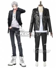 Hypnosis Mic Division Rap Battle The Dirty Dawg Samatoki Aohitsugi MC.Hc Hardcore Cosplay Costume
