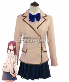 I Want to Eat Your Pancreas Kimi no Suizou wo Tabetai Sakura Yamauchi Cosplay Costume