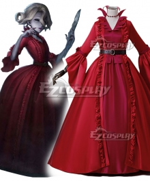 Identity V Bloody Queen Mary Halloween Cosplay Costume