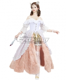Identity V Bloody Queen Mary Lady Bella Halloween Cosplay Costume