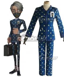 Identity V Embalmer Aesop Carl Man in Dream Halloween Cosplay Costume