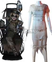 Identity V Sculptor Galatea Halloween Cosplay Costume